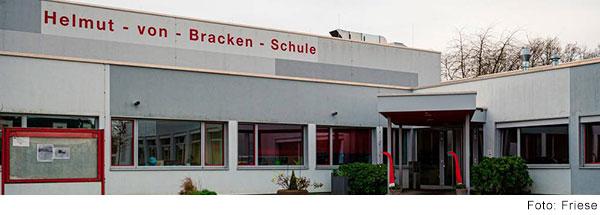 Gebäude Helmut-von-Bracken-Schule