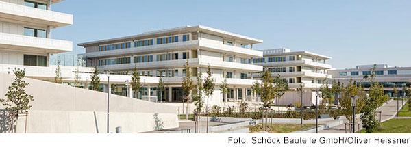 Moderner Campus