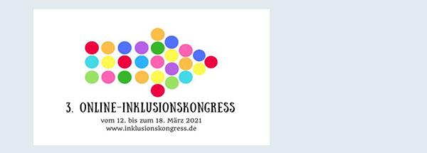Logo vom Online-Inklusionskongress