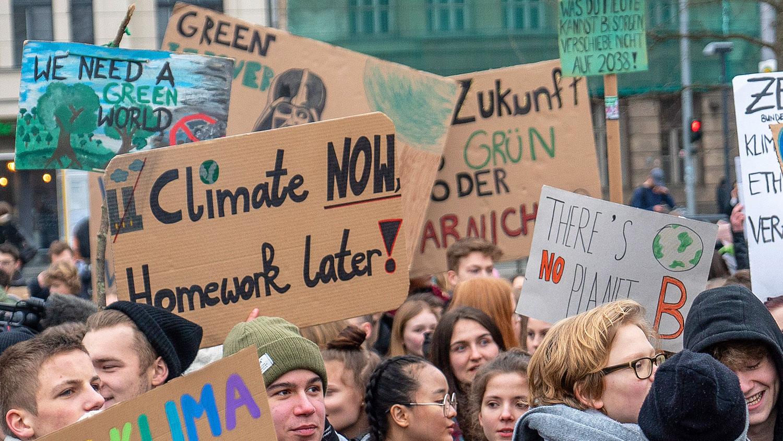 """Greta Thunberg: """"Ich spreche nur, wenn ich es für nötig halte."""""""