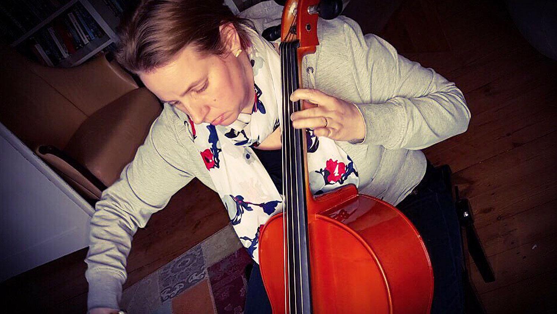 Cellospieler