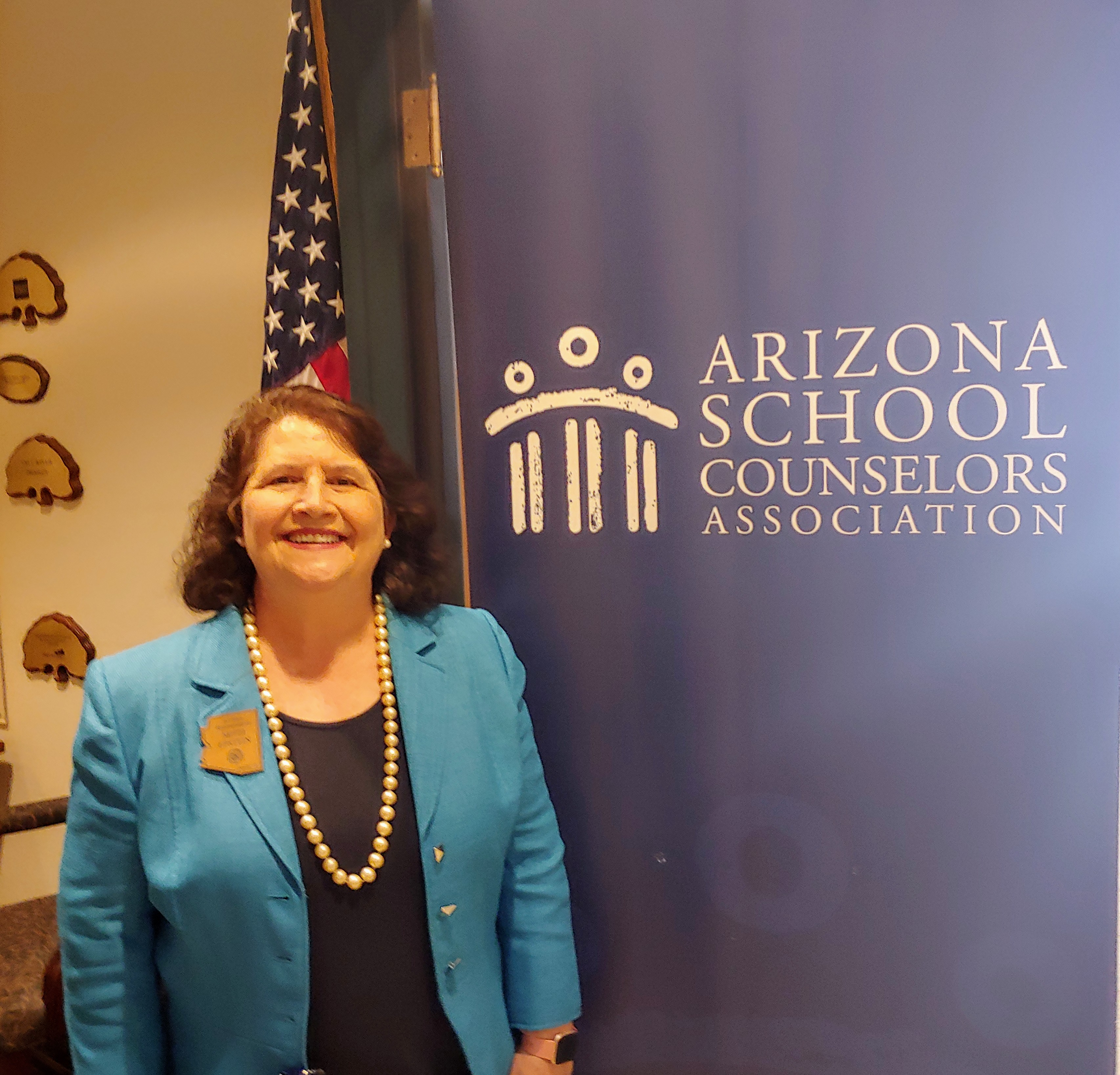 Rep. Mitzi Epstein - School Counselors Day at the Capitol