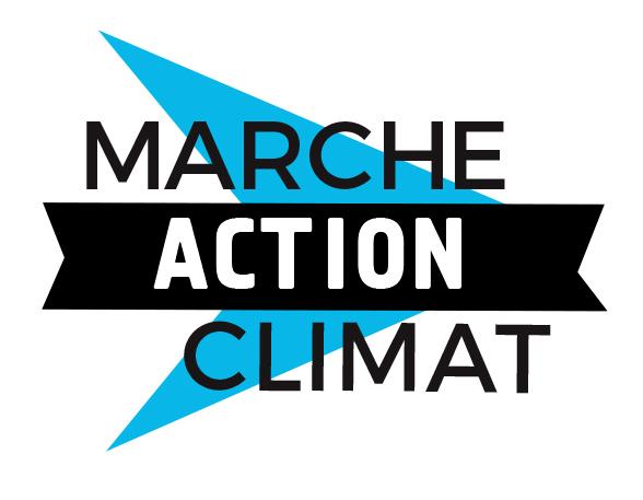 Logo de la Marche Action Climat