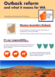 Infographic - Outback reform
