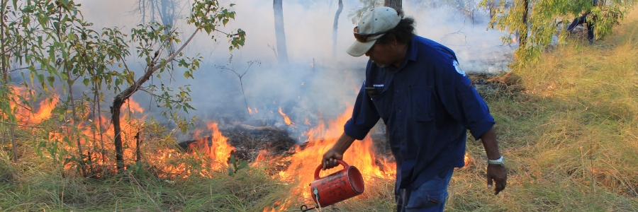 The Conversation: Indigenous fire management