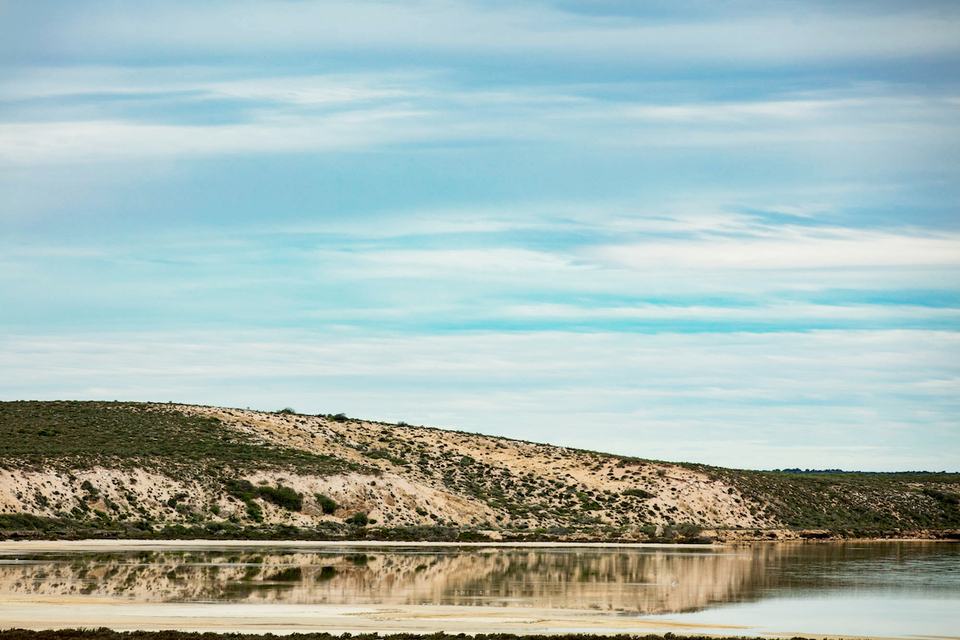 Ex Carrarang, Shark Bay (photographer Glenn Campbell)