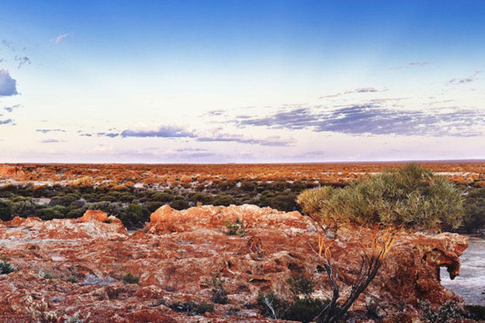 Breakway country in the Murchison (photographer Simon Nevill)