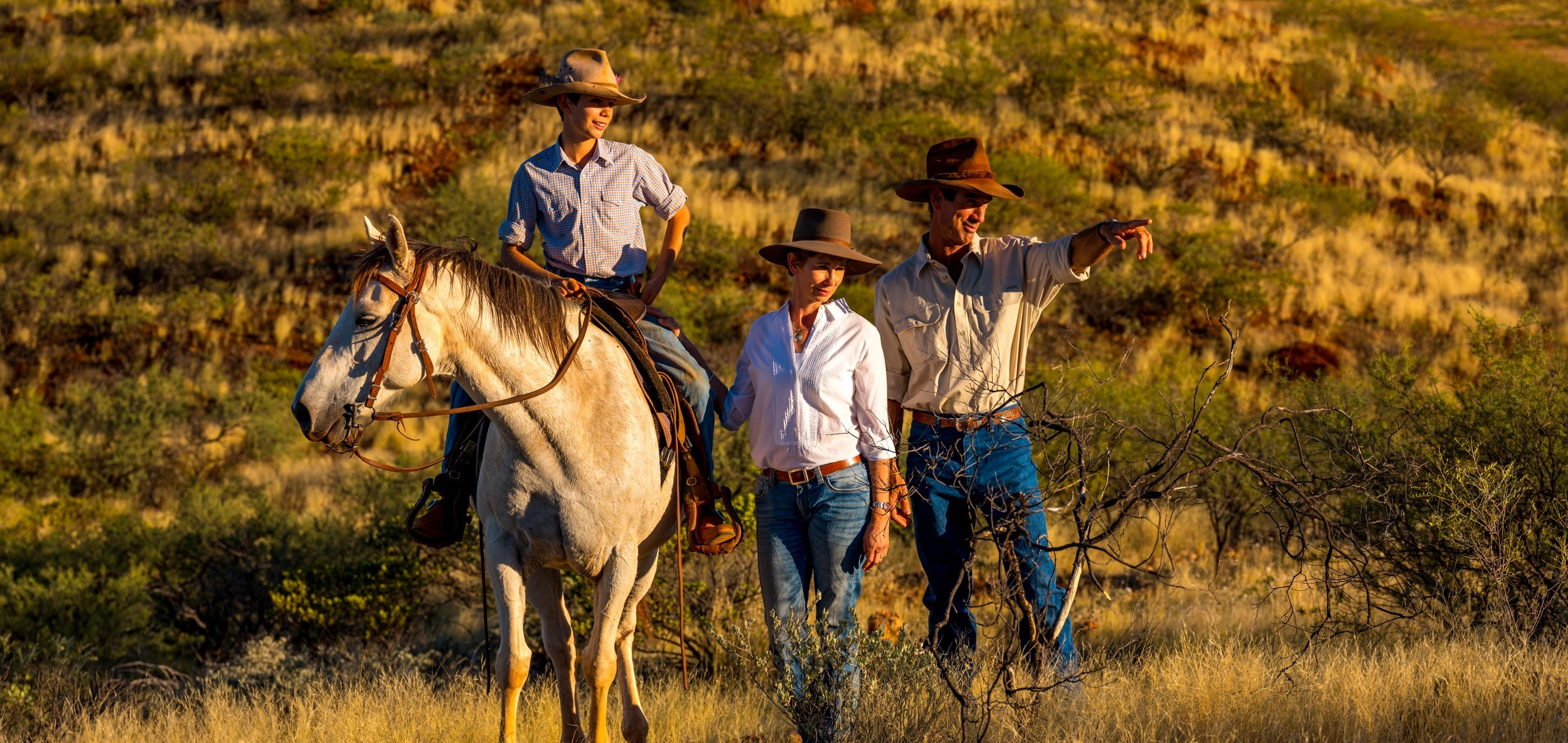 A stunning Outback story in the West Weekend magazine