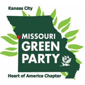 Green Party of Kansas City, MO logo