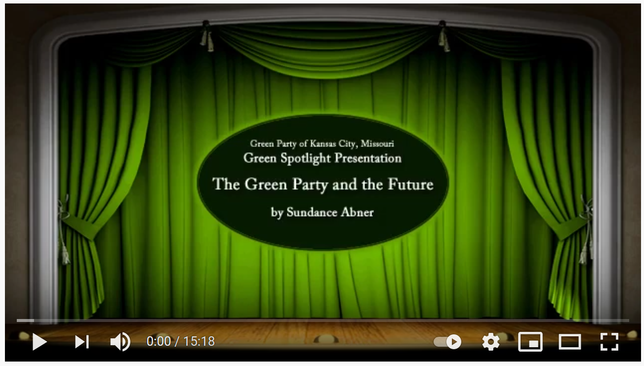 Sundance Abner Green Spotlight Video Link