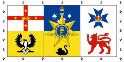 The Sovereign's Flag image