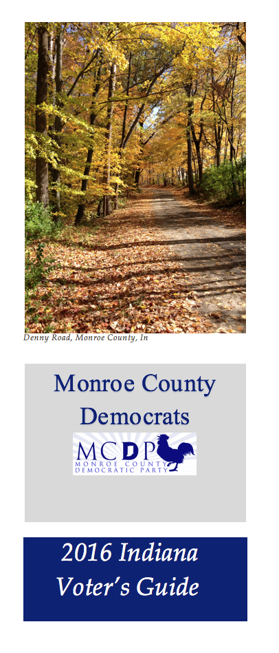 Monroe County Voters Guide
