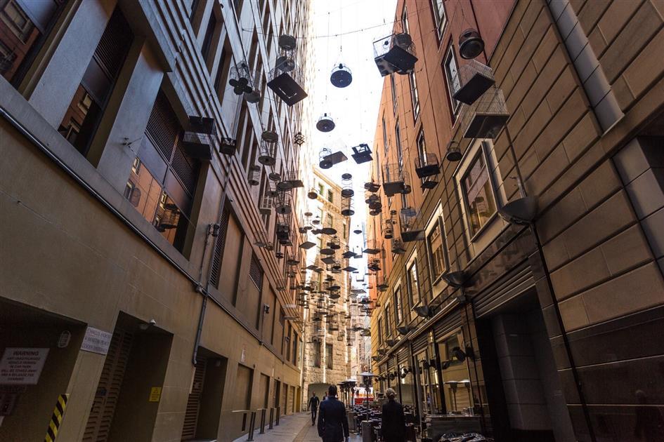 Nurturing a creative city