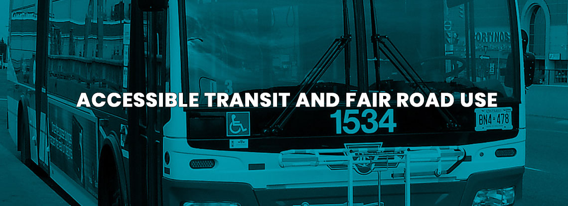 Transit and Fair Road use