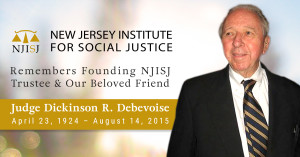 NJISJ Remembers founding