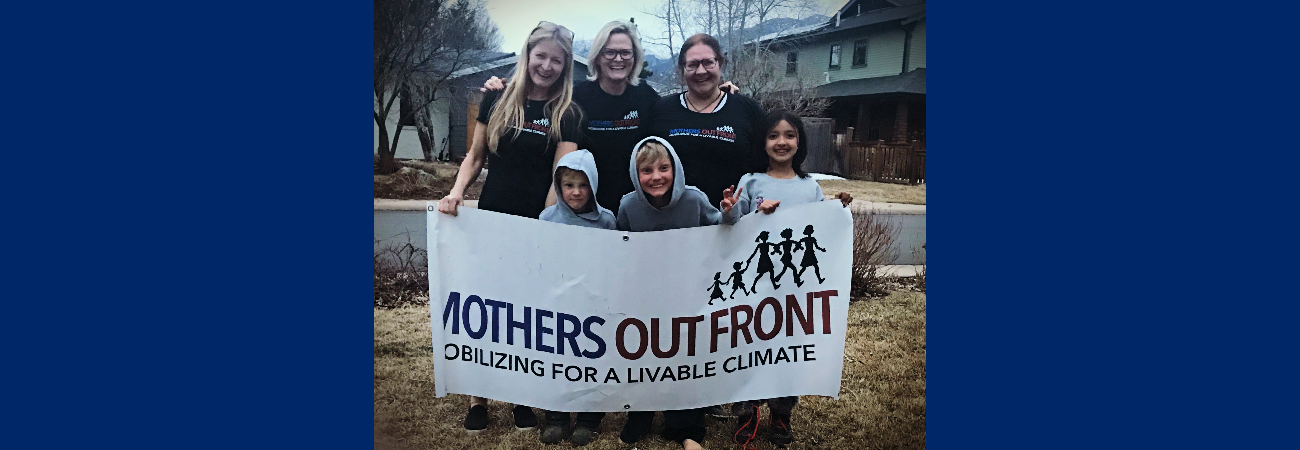 Join Mothers Out Front In Colorado TODAY!