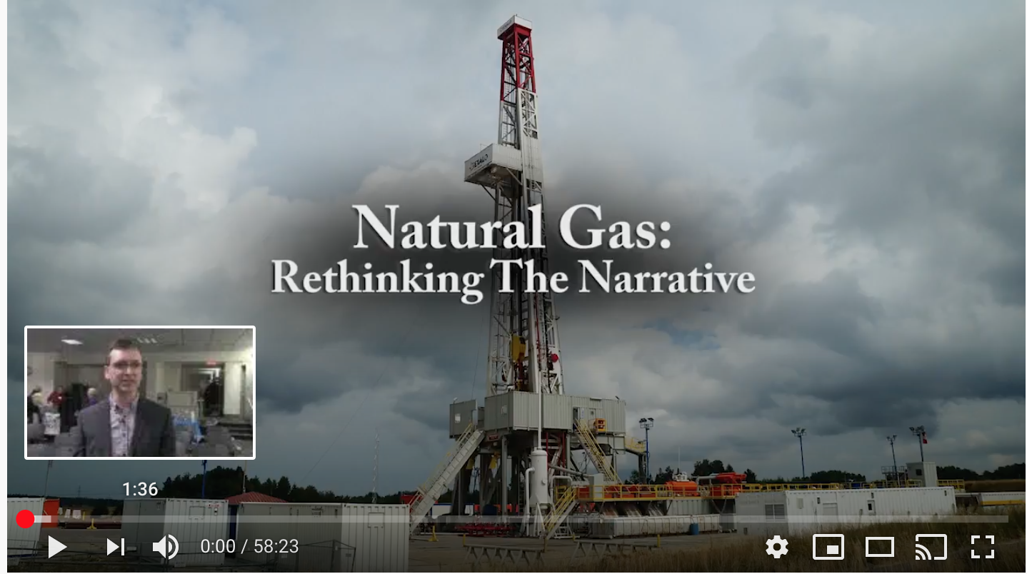Natural Gas -- rethinking the narrative