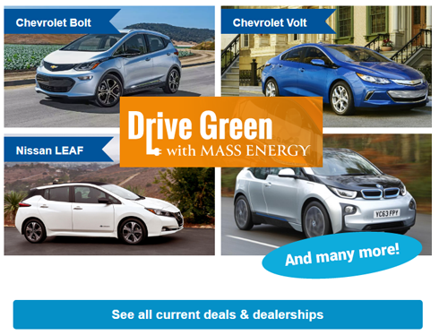 Drive Green with Mass Energy