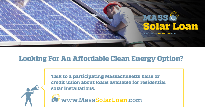 Mass Solar Panels Installation Loan Program