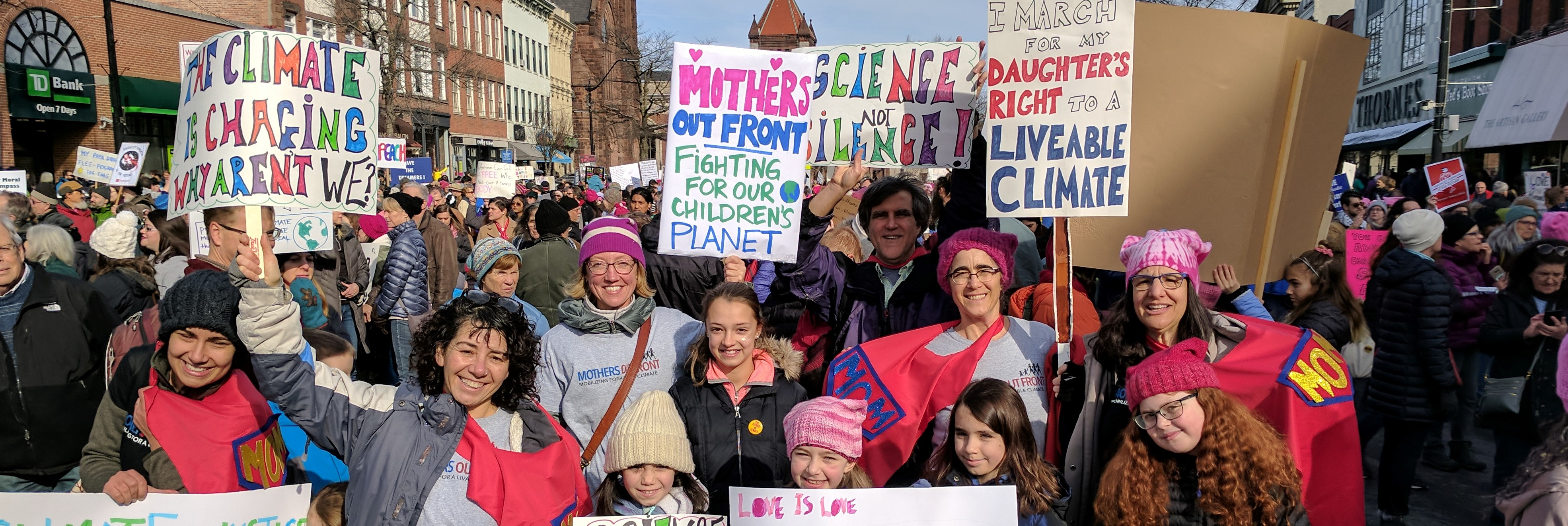 Join Mothers Out Front for Virtual Earth Week