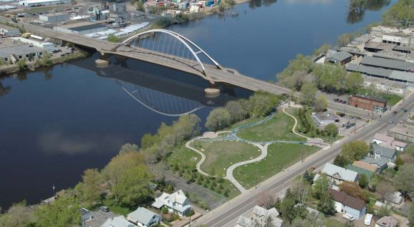 Lowry Bridge Update