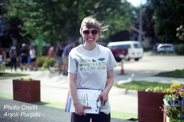 Protected Bikeway Volunteer