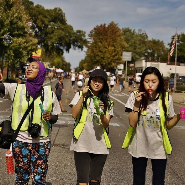 Open Streets MPLS Volunteers