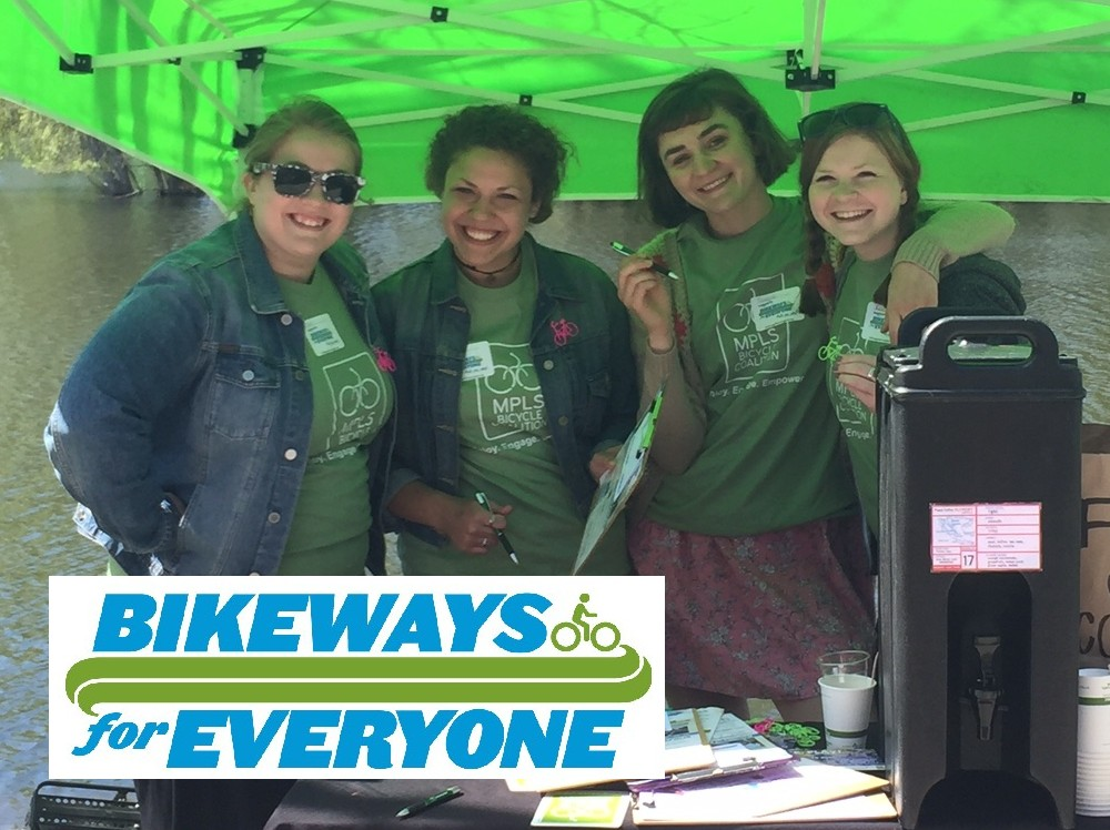 Bikeways for Everyone: A collaborative campaign advocating for 30 new miles of protected bikeways by 2020. Support one-time events, or join a workgroup to improve the streets you care most about.