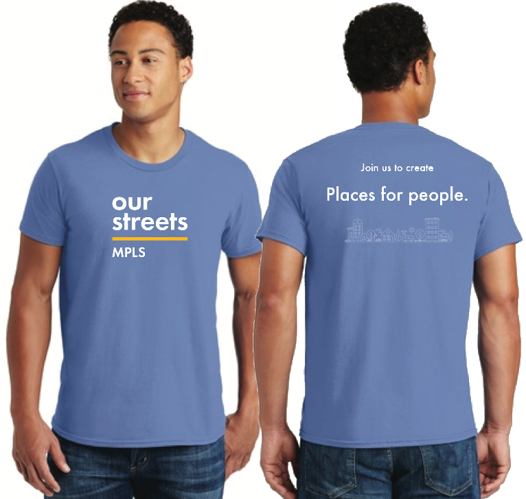 Our Streets Minneapolis T Shirt