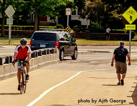 Biking and Walking Infrastructure