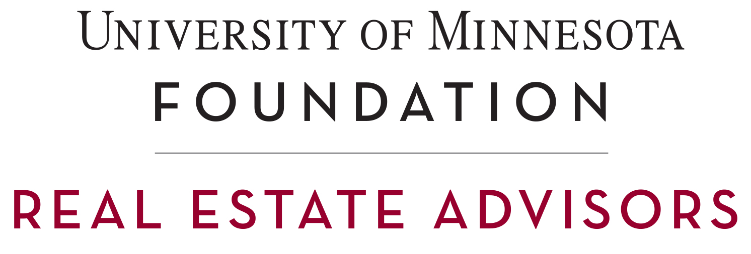 University of MN Foundation Real Estate Advisors