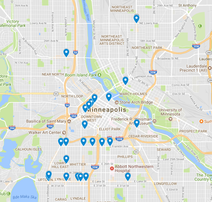 Share your story about dangerous intersections in Minneapolis