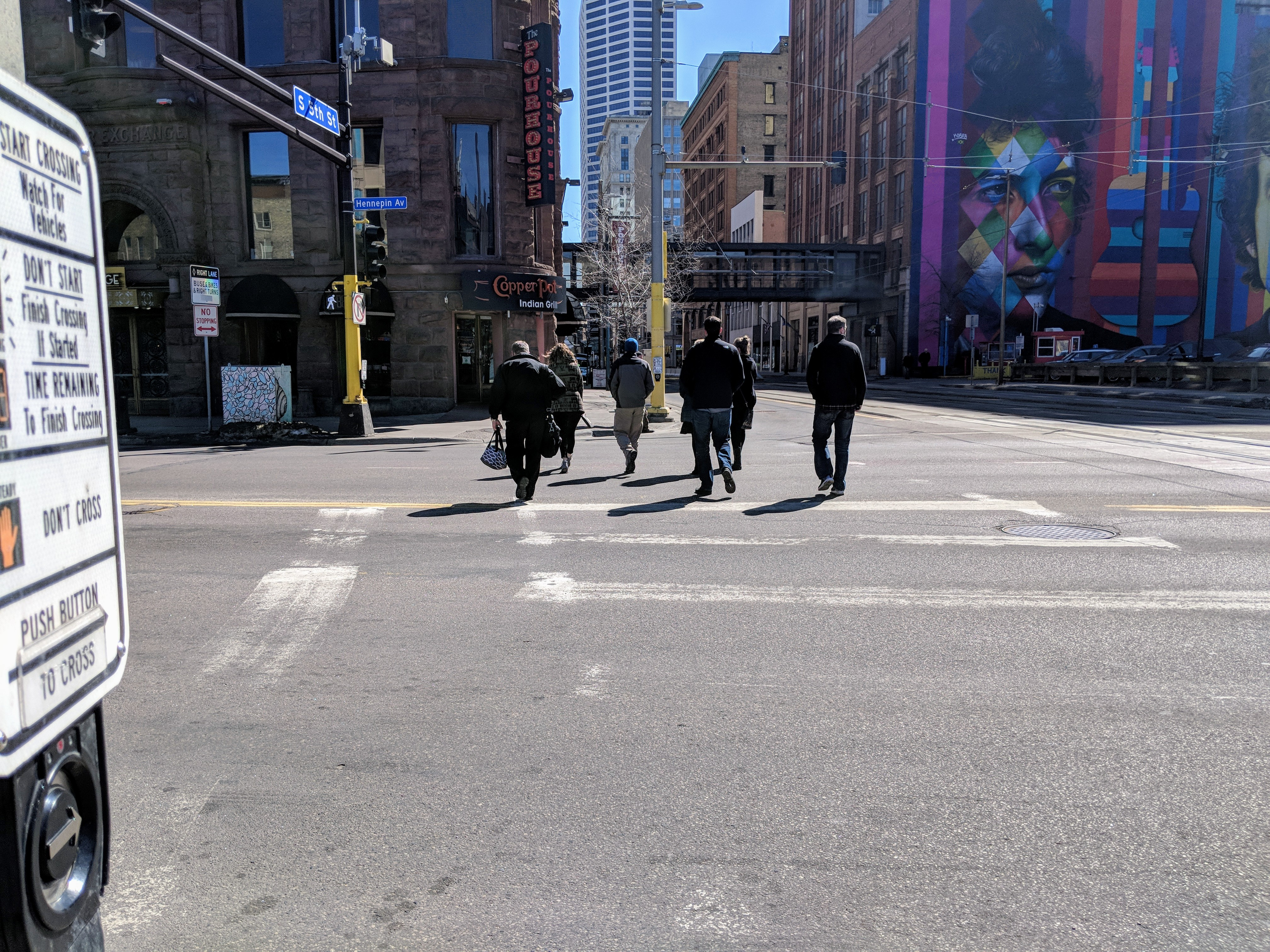 Dangerous Intersection: Hennepin and 6th - Our Streets MPLS