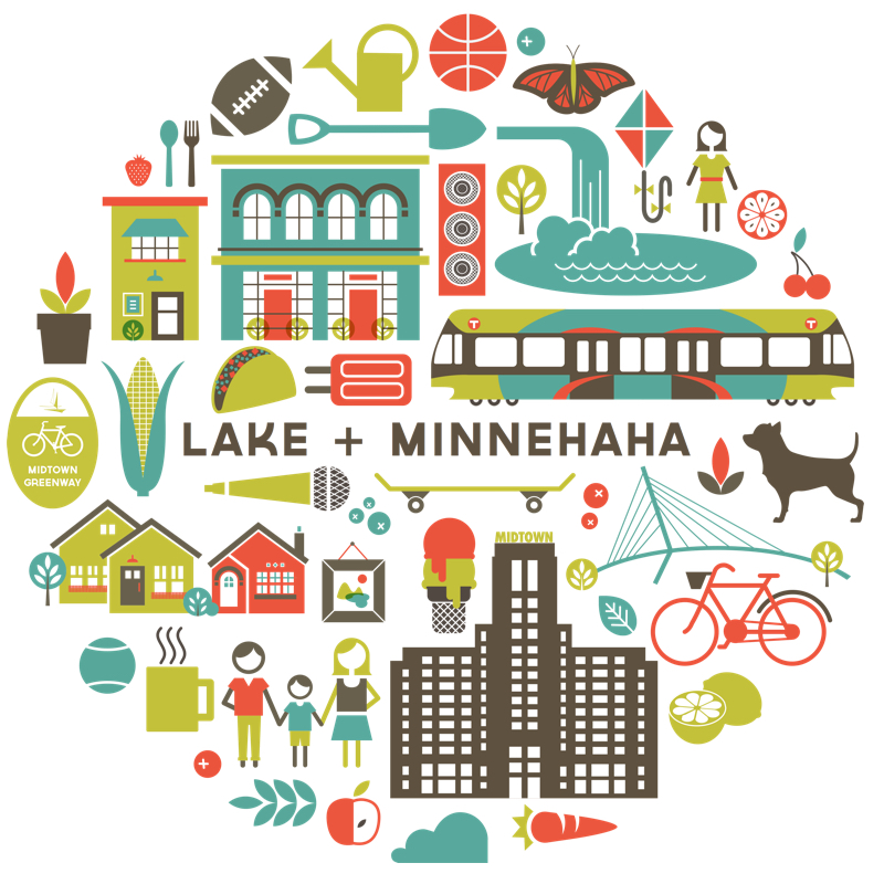 Open Streets Lake + Minnehaha