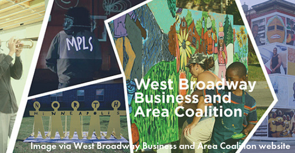 West Broadway Business and Area Coalition Graphic