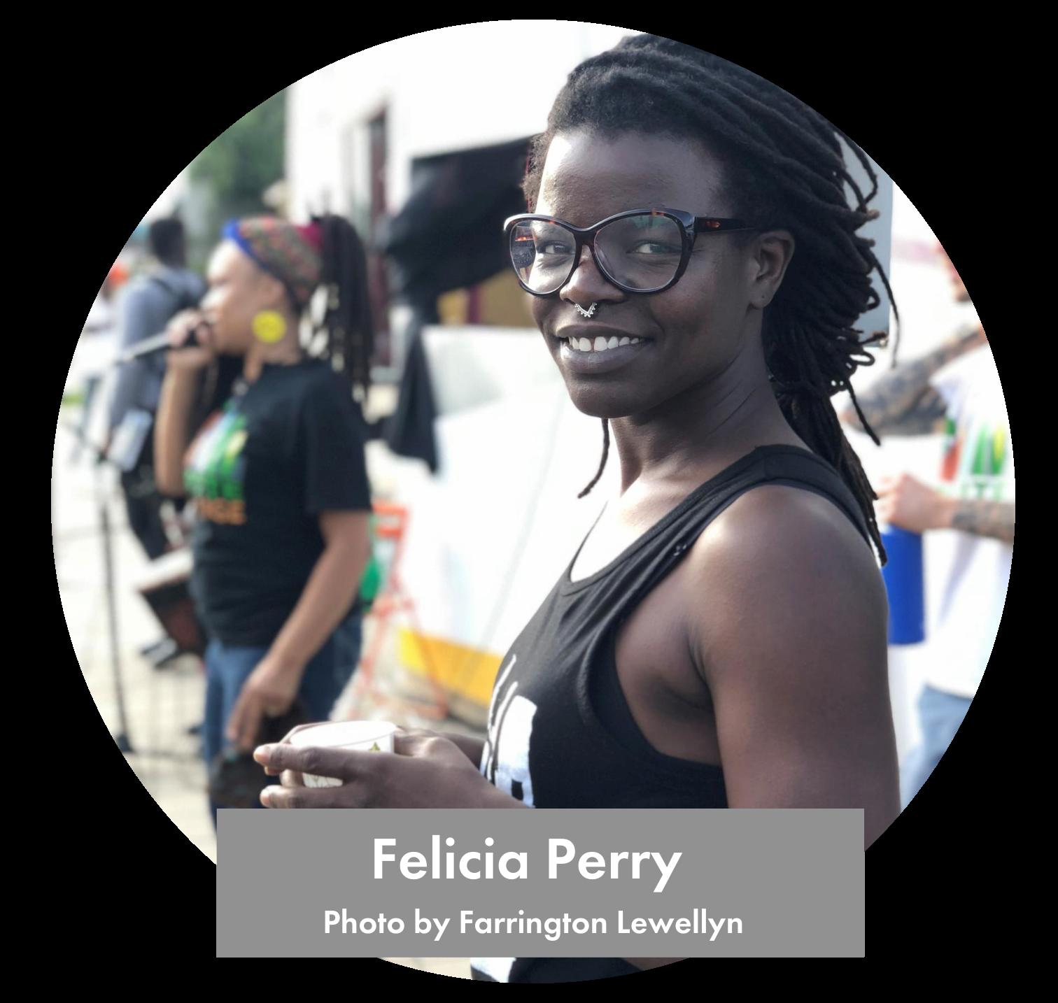 Felicia Perry
