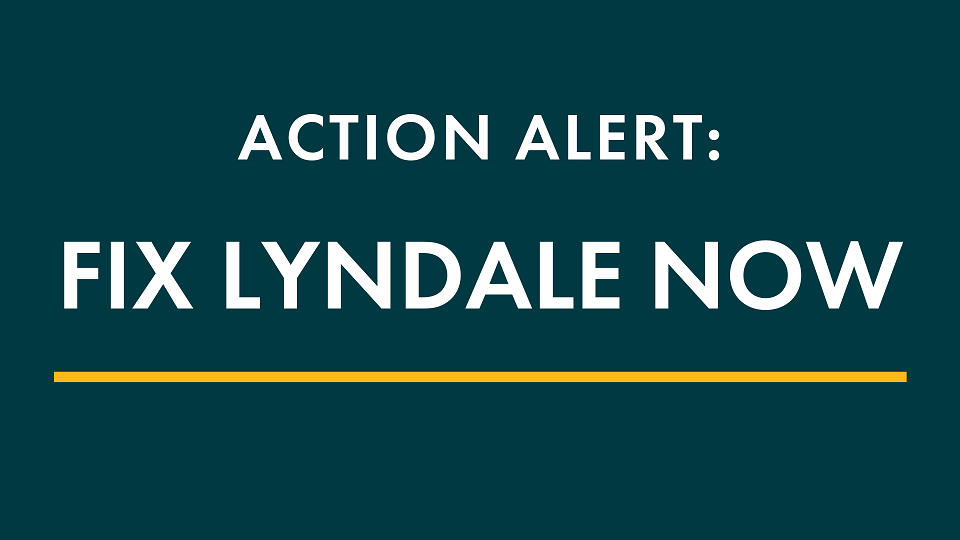 Action Alert: Let's make Lyndale Ave S three lanes