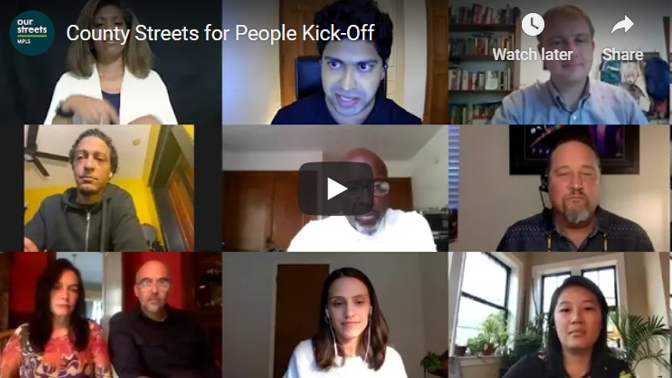 Answered: Your Questions from the County Streets for People Kick-off