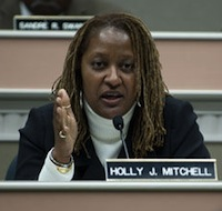 Senator Holly Mitchell, Photo Credit Take Two - KPCC