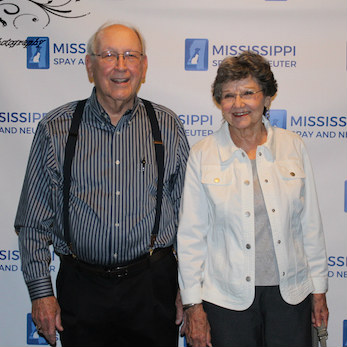 Ned & Mildred Lewis