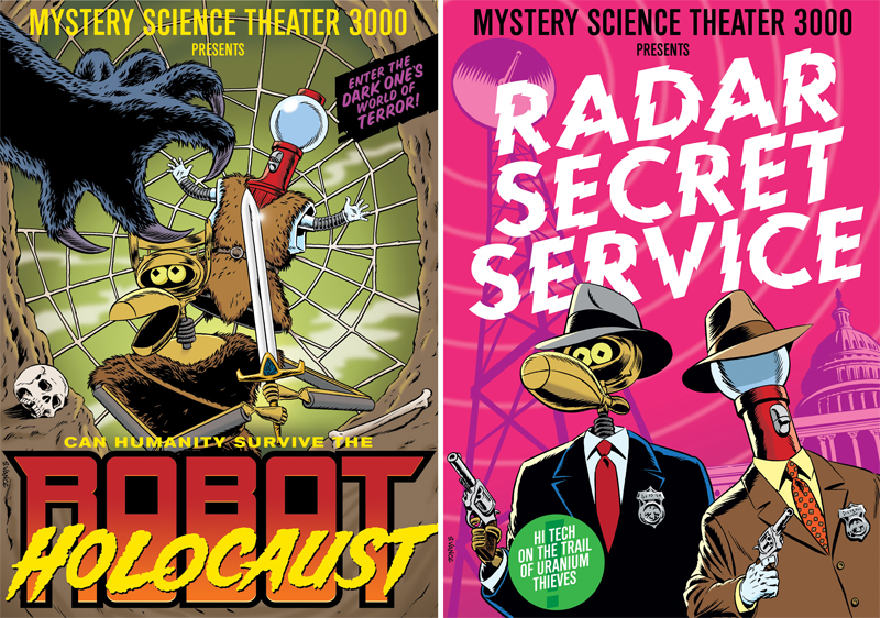 MST3K Monday: Two New Episodes on Shout! Factory TV