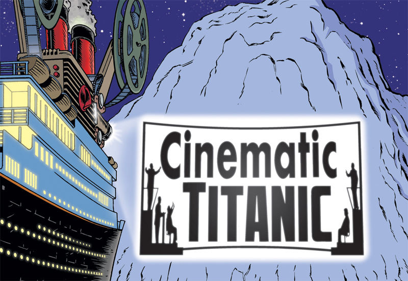Cinematic Titanic Headed to DVD