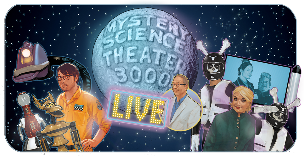 MST3K Is Going On Tour!