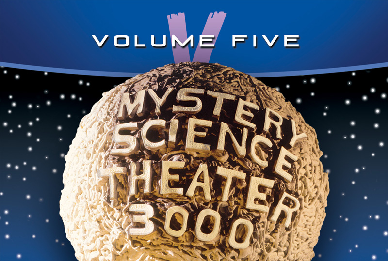 MST3K Volume V Out Now