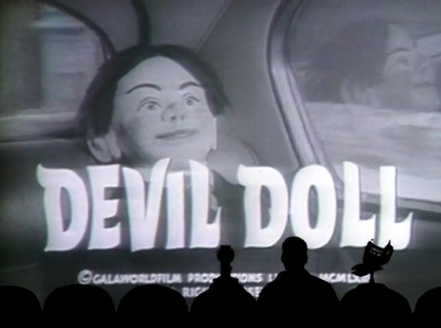 Crowback Thursday: Devil Doll
