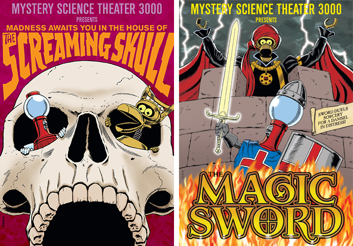 MST3K Monday: Two Episodes on Shout! Factory TV in June