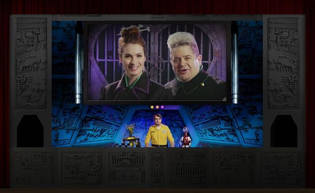 Countdown to the MST3K LIVE Watch Out for Snakes Tour!