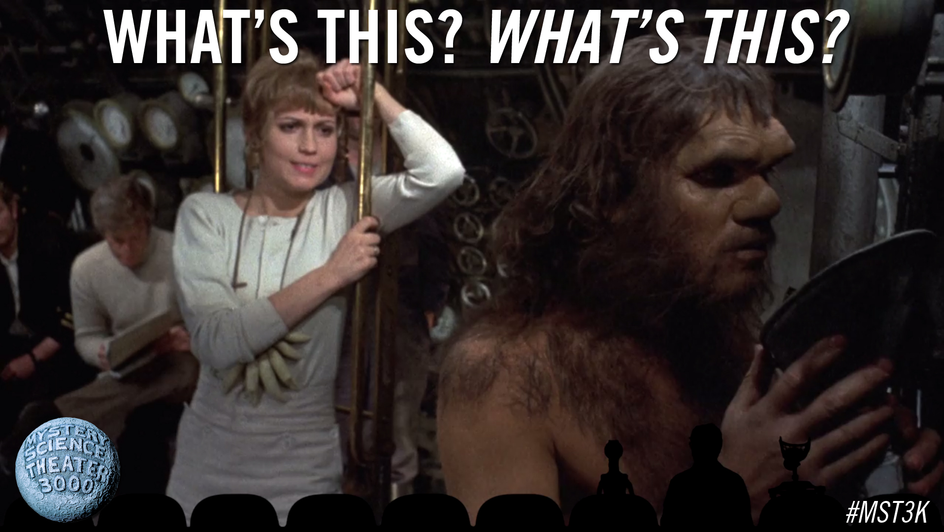 MST3K Monday: The Land That Time Forgot