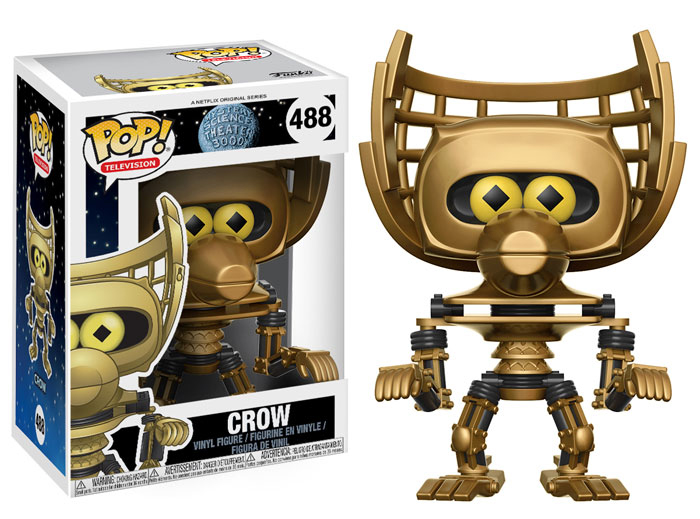 Funko Announces Crow & Tom Servo Pop Figures - Mystery Science ...