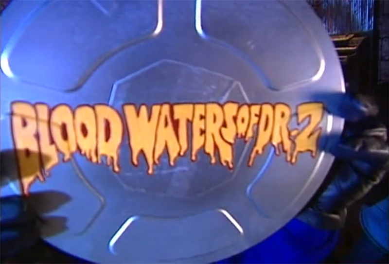 MST3K Monday: Blood Waters of Dr. Z